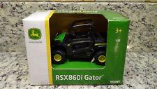 NEW Ertl Tomy promo Farm Toys RSX860i John Deere Gator 1/32 scale plastic