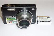 Fujifilm FinePix J Series J100 10.0 MP Digital Camera 5x Opt Zoom - WORKS WELL