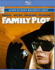 Family Plot (Blu-ray Disc, 2014) Alfred Hitchcock, Bruce Dern (NEW)