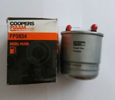 COOPERS FIAAM FUEL FILTER OE REPLACEMENT FP5934 MERC
