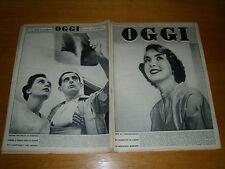 OGGI 1952/34=HARLEM GLOBETROTTERS=DIEGO CARLISI=JACK DRUMMOND=SAN MARINO=