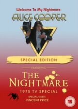 Alice Cooper Welcome to My Nightmare + The Nightmare New DVD
