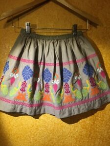 Peek EUC skirt  CHOICE 6/7 6-7 6 7 8 9 10 12 years SGT. Fletcher