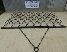 Chain Harrows, Grass Harrows, All sizes, Fixed Tine, Best and Cheapest on Ebay