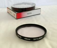 Vintage Hoya 49mm Skylight Filter