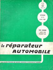 RTA revue technique automobile n° 8 BMC 1100 AUSTIN MORRIS 1969