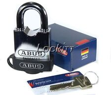 ABUS 83/55 ROCK Padlock VITESS Cylinder KD Weatherproof Cover Made in Germany