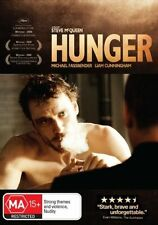 Hunger-DVD VERY GOOD CONDITION FREE POSTAGE AUSTRALIA WIDE!