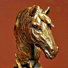 Horse Statue Crafts Handmade resin statue animal home decoration art Gift Decor