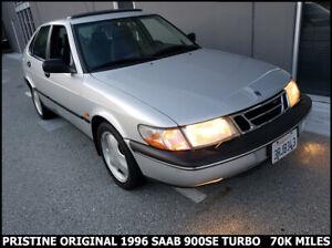 1996 Saab 900 900 se