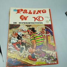 DUTCH COMIC BOOK:  PALING EN KO: DE SUPERDETECTIVES NO. 8 (B17)