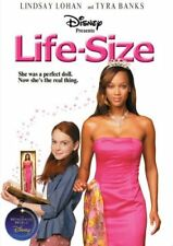 LIFE SIZE New Sealed DVD Disney Lindsay Lohan
