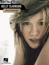 Kelly Clarkson Breakaway by Hal Leonard Publishing Corporation (Paperback /...