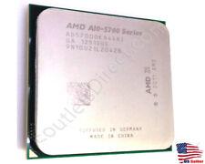 AMD A10-5700 CPU Processor AD57000KA44HJ 3.4GHz Quad-Core Socket FM2 Processor