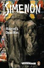 Very Good, Maigret's Dead Man: Inspector Maigret #29, Simenon, Georges, Book
