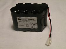 HKC High Capacity NiMH Battery, 9.6V, 2400mAh For RC Remote Car Boat & More NEW