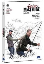 Ojciec Mateusz - sezon 8 (DVD 4 disc) 2013 serial Artur Zmijewski POLSKI POLISH