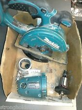 USED 419662-7 BLADE CASE FOR MAKITA BCS550 SAW -ENTIRE PICTURE NOT FOR SALE