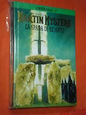 MARTIN MYSTERE- ALFREDO CASTELLI- INTEGRALE -N°7- la spada - CARTONATO- HAZARD