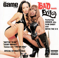 Nuttin' to Do [Maxi Single] by Bad Meets Evil (CD, May-1999, Game)