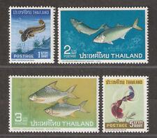 THAILAND 1967 Thai Fish (Fauna)