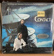 Contact Laserdisc