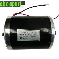Moteur Pour Trottinette électrique E-scooter 500W 36V EMT005 11 Dents 25H