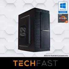 Ryzen 5 2600 GTX 1060 6GB 120GB SSD 8GB DDR4 550W Gaming Desktop PC