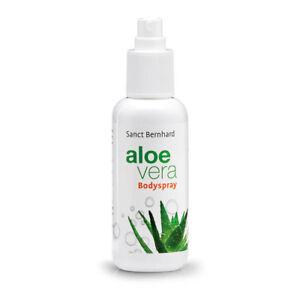 Sanct Bernhard Aloe-Vera-Bodyspray erfrischendes Körperspray 125ml (5,20€/100ml)