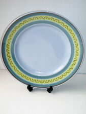 Finnish Arabia Crownband Dinner Plate