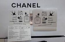 Chanel COCO Mademoiselle Eau De Parfum Spray 2ml Vial tatoos stickers