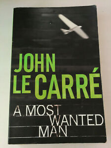 A Most Wanted Man by John Le Carre Paperback Large PB Free Postage
