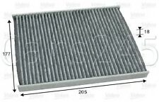 Fiat Panda Ducato Box 500 C Ford Activated Carbon Cabin Air Filter VALEO 2000-