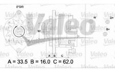 VALEO Alternador FIAT DUCATO UNO FIORINO 132 ALFA ROMEO LANCIA IVECO 436237