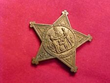 ORIGINAL CIVIL WAR VETERANS GAR MEDAL - E3560