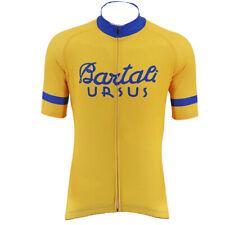 Cycling Short Sleeve Jersey Bartali URSUS Cycling Jersey