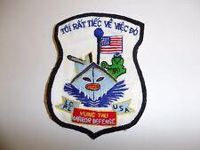 b7754 US Navy Vietnam Vung Tau Harbor Defense IR26D