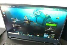 "1TB MSI GL65 9SDK-026 15.6"" Gaming Laptop i7 32GB RAM 512GB SSD GTX 1660 Ti"