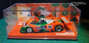 Mazda 787B Winner Le Mans 1991 spark n/minichamps ferrari 1:43