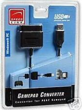 PS2 GAMEPAD CONVERTER TO PC/USB4027301065022 brand new sealed