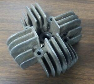 Used OEM Yamaha 259 JT1 60a Mini Enduro Cylinder Head 259-11111-01-94  U7
