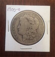 1900-O 90% Silver US United States Morgan Dollar Coin $1 1 America 1900 O