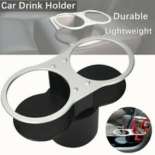 Car Seat Cup 2 Holders Car Ashtray Drink Beverage Coffee Auto Truck Bottle Mount