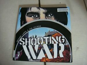 Shooting War Anthony Lappe' Dan Goldman HC Grand Central Publishing ExLibrary