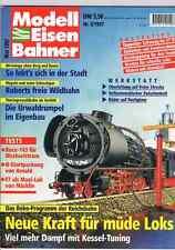 Modell-Eisenbahner, Heft 5/1997