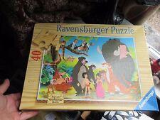 Gorgeous Ravensburger 40 piece wooden Jungle Book Jigsaw puzzle.