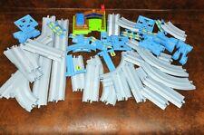 Chuggington Train lotto +40 pcs binari playset railway track sfusi spare bundle