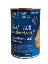 PAG46 A/C COMPRESSOR OIL R134a- 1 LITER