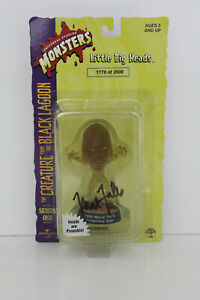 Universal Monsters Creature Little Big Head Limited Edition Signed By Mat Falls