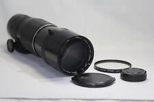 Pentax SMC PENTAX M 400mm F/5.6 MF Lens Made In Japan
